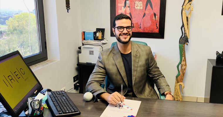 Victor Khaireddin IREC