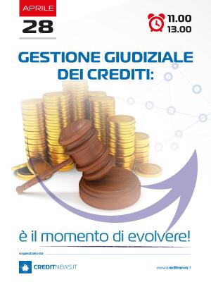 Gestione giudiziale dei crediti: è il momento di evolvere