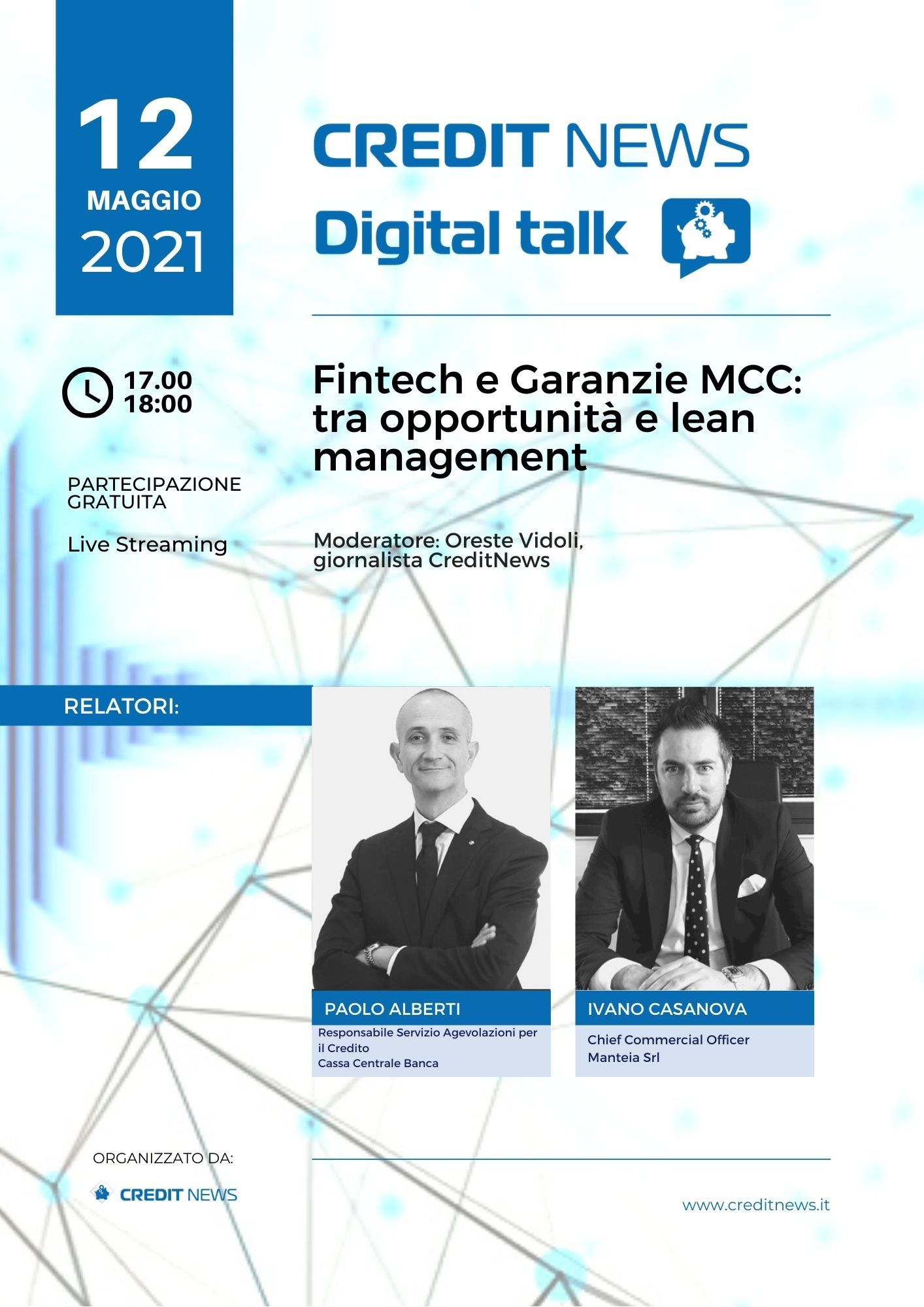 Fintech e Garanzie MCC: tra opportunità e lean management
