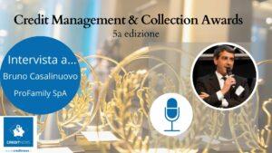 Credit awards Casalinuovo