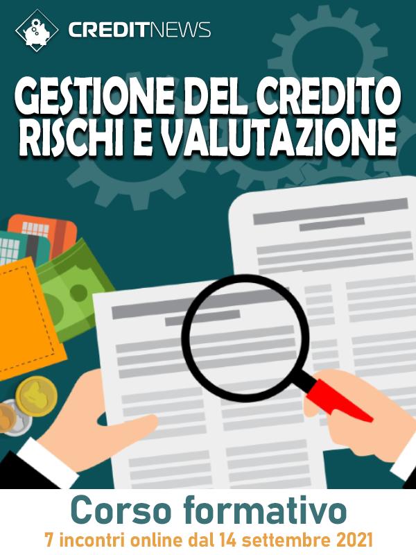 Corso formativo - Gestione del Credito: rischi e valutazione
